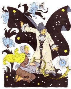 «Золушка», автор Ш.Перро Ш., «Малыш», 1971