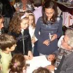 Бруно Тоньолини на встрече с читателями